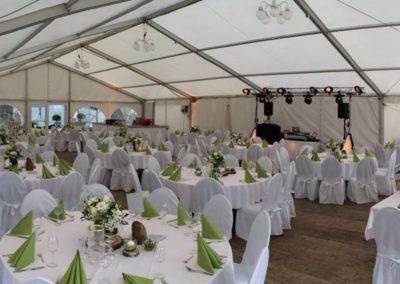 2016 Hochzeit im VIP-Zelt