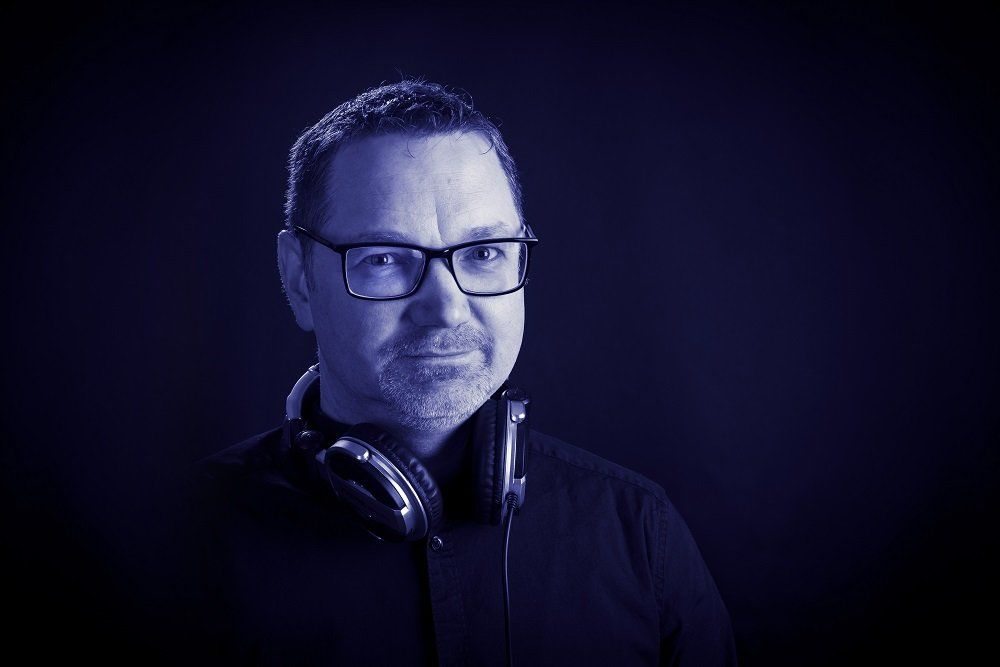 DJ & Moderator Frank Fitting