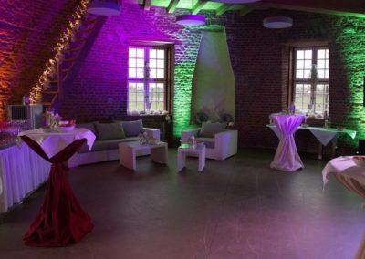 KaffeeMühle im APX - Turmzimmer-Party - Xanten